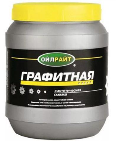 Универсальная термостойкая графитовая смазка ГТШ