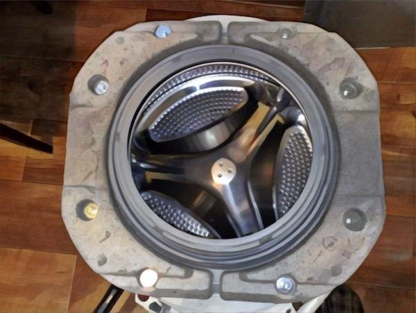Груз для барабана стиральной машины