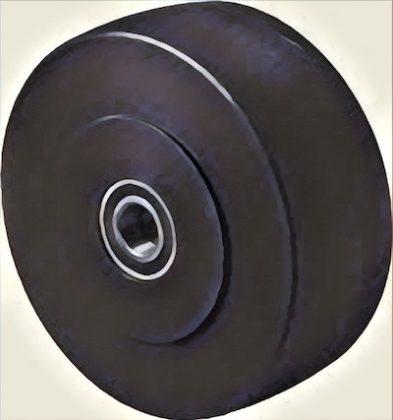 Полимерное колесо для штабелера