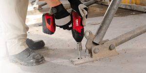 Как установить анкерный болт в бетон | 6