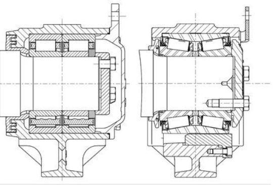 Новые кассетные буксовые железнодорожные подшипники для РЖД | 2