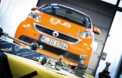 Автомобиль, сконструированный и выпущеный компанией IGUS