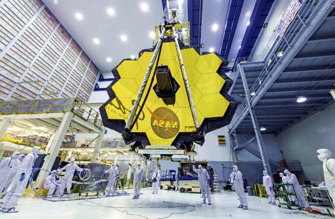 Компания Timken работает над заказами НАСА. фото