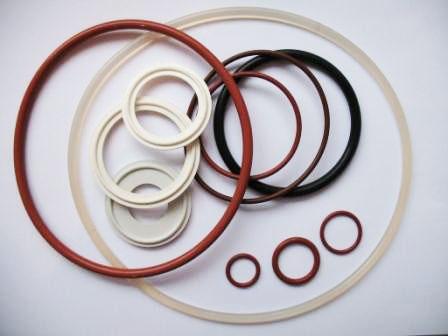 Резинотехнические изделия из силиконовых смесей