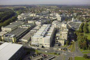 Как сейчас выглядит производство Schaeffler , которое началось с 193 человек. фото сайта