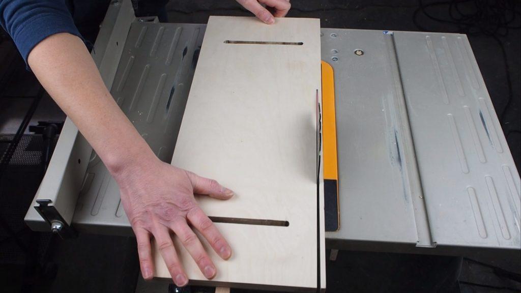 Изготавливаем оправку для производства мебели своими руками