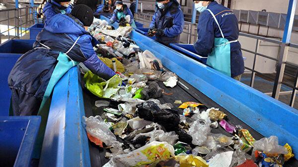 https://themechanic.ru Сортировка мусора вручную
