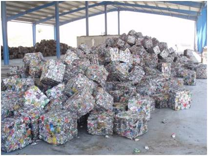 https://themechanic.ru Упакованные к переработке отходы